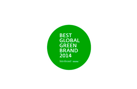 Canon Best Global Green Brands