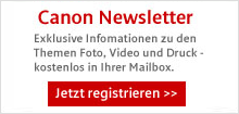 Canon Newsletter